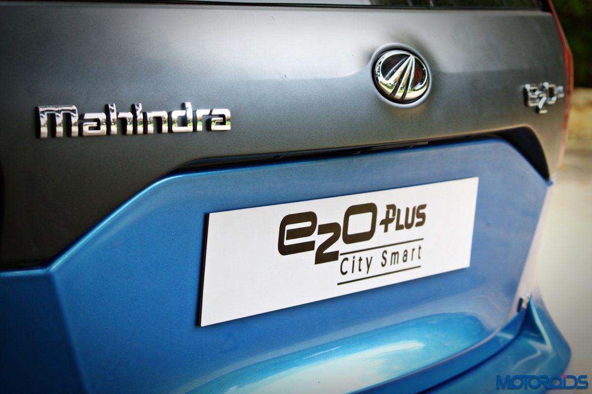 mahindra electric e2oplus car 12