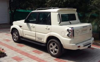 Mahindra Scorpio Stinger 2 320x200 Would you do this to your Mahindra Scorpio?