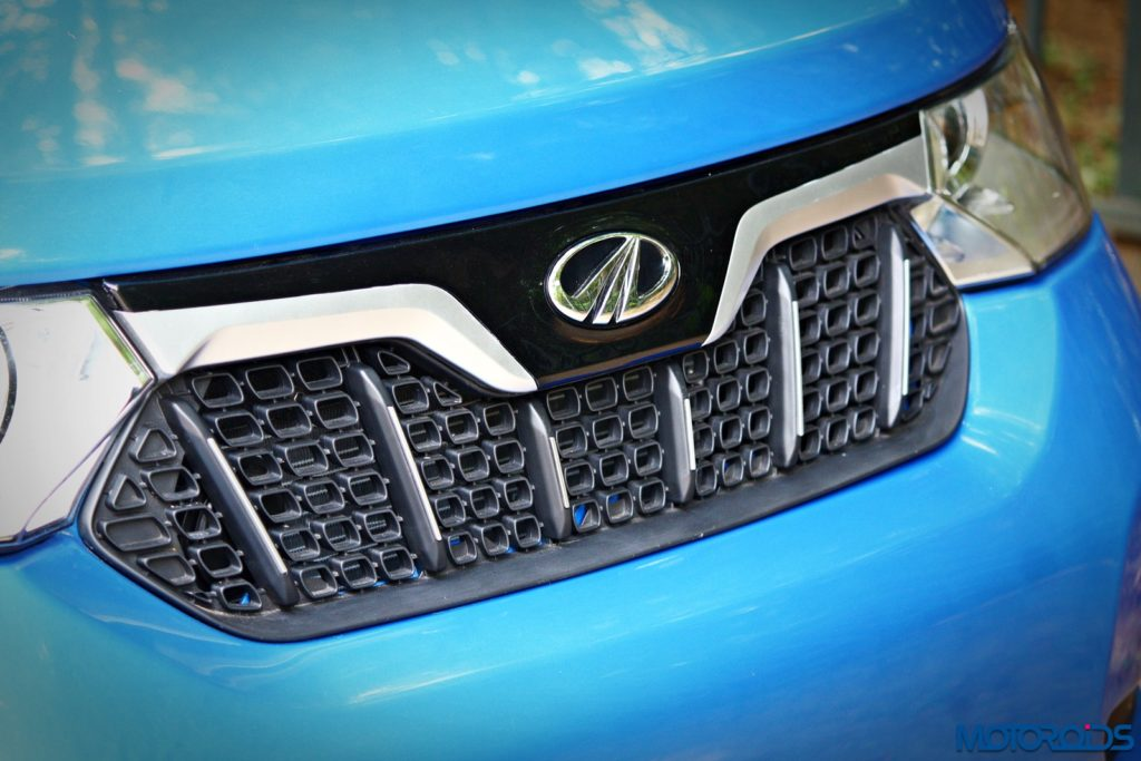 mahindra-e2o-plus-front-toothy-grille