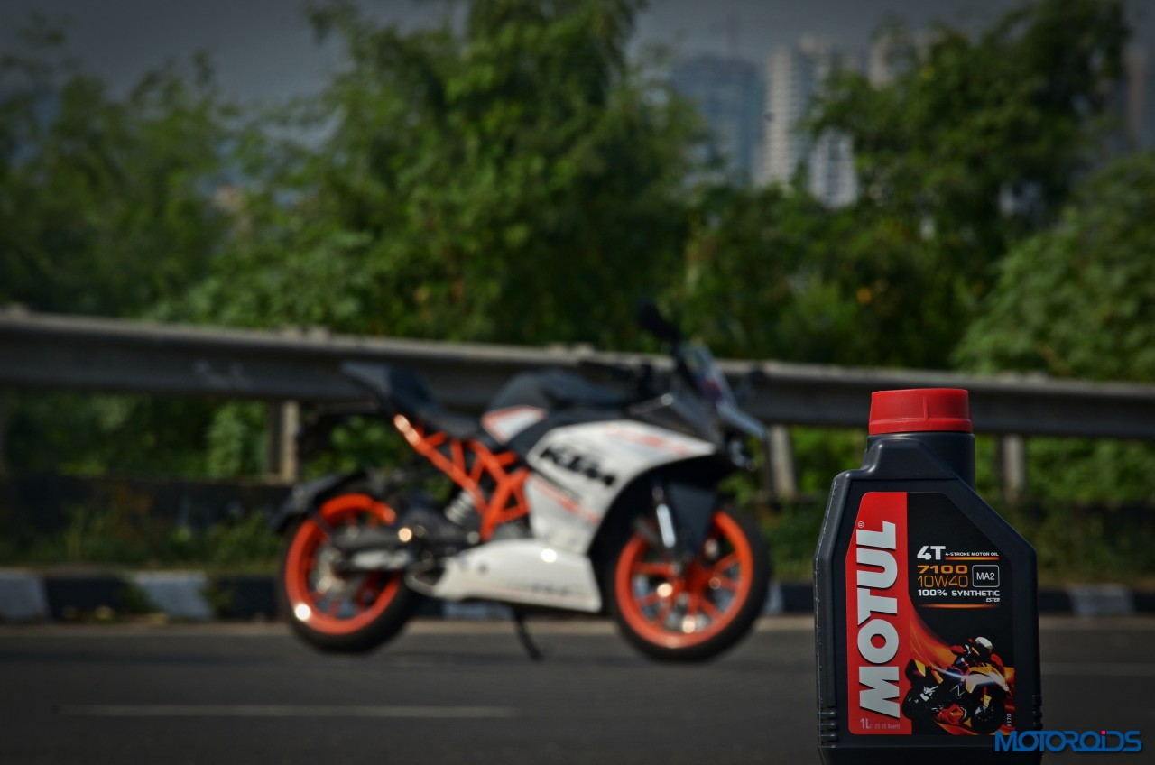 Motul All About Lubes : Choosing the Right Lube For Your