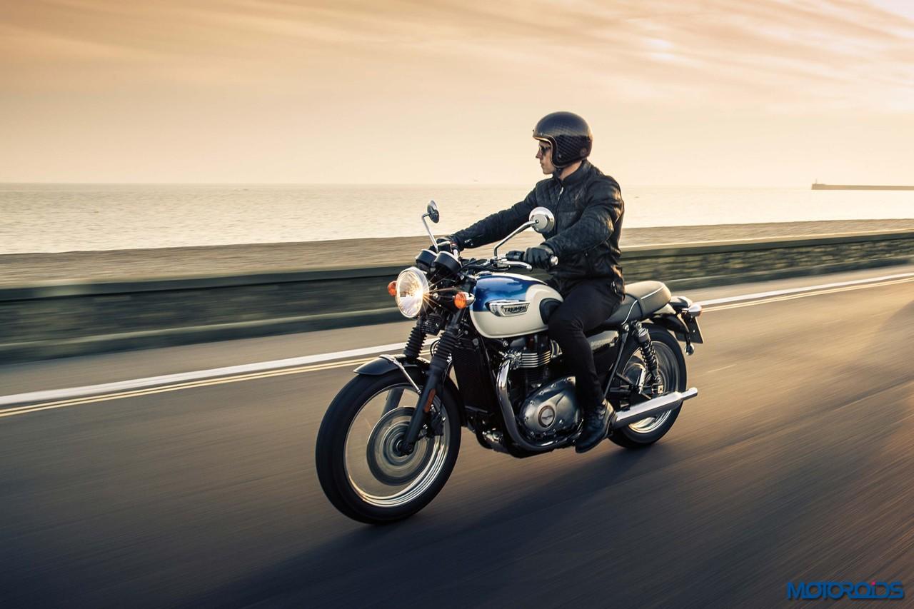 Triumph Bonneville Latest Auto News And Reviews Motoroids