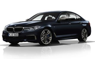 New BMW 5 series M550i xDrive 3 e1476458548959 320x200 BMW employees remotely lock stolen car as the thief snoozes inside