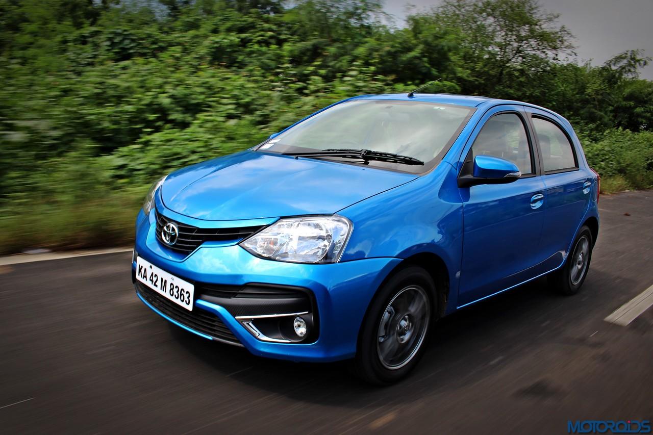 New Toyota Etios Liva Platinum Review Nifty Upgrade Motoroids