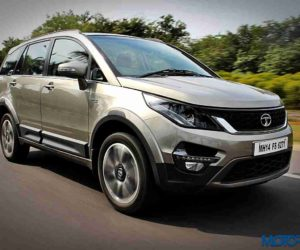 Tata Hexa 127 300x250 [LIVE] Tata Hexa Launch: Specs, Images, Details, and Prices