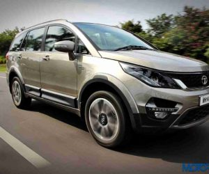 Tata Hexa 128 300x250 Tata Hexa Launch Scheduled to Take Place on January 18