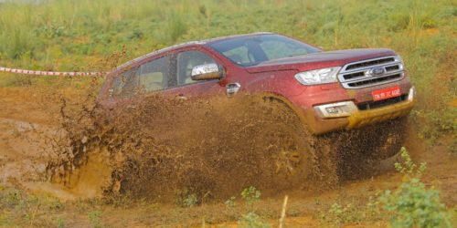 The Great Ford Endeavour Drive 2016 Delhi 10 500x250 Ford Endevour 3.2 AT Off Road Experience : Beastly Prowess