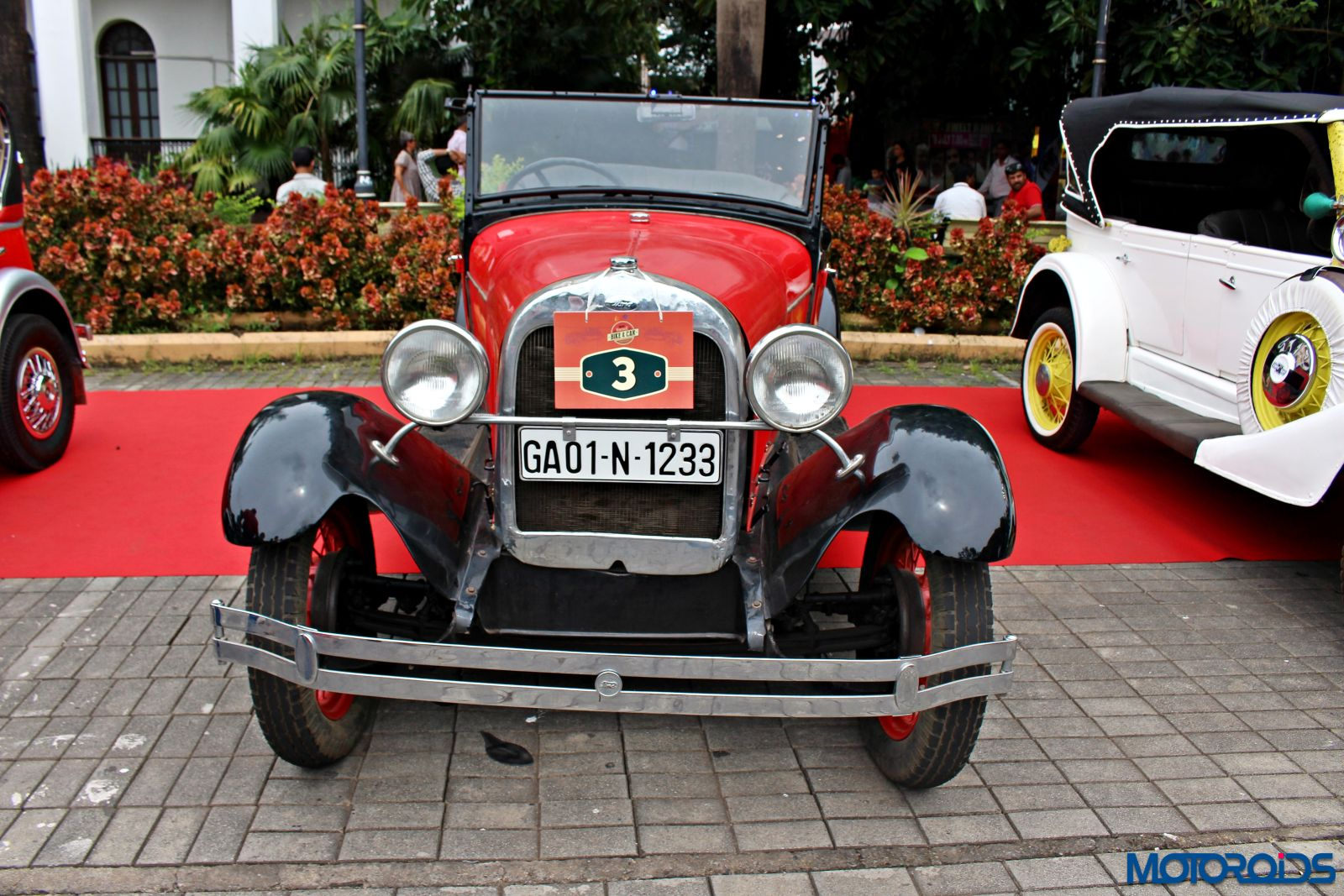 Report : Goa Tourism conducts its first annual Vintage Bike and ...