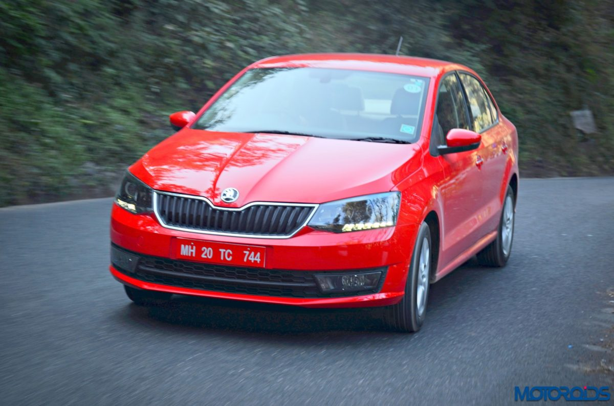 2016 new skoda rapid facelift action shots 15