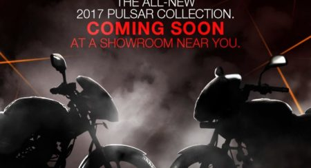 2017 Bajaj Pulsar range teased ahead of impending launch