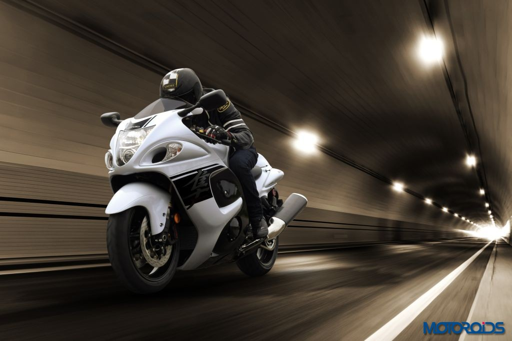 Suzuki Hayabusa GSX1300R Replica By GM Customs Comes Closest To The