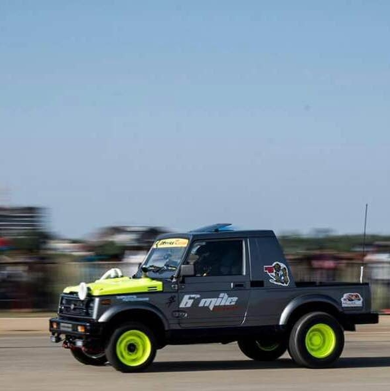 VIDEO: This Big bang Gypsy can melt down a dragstrip with