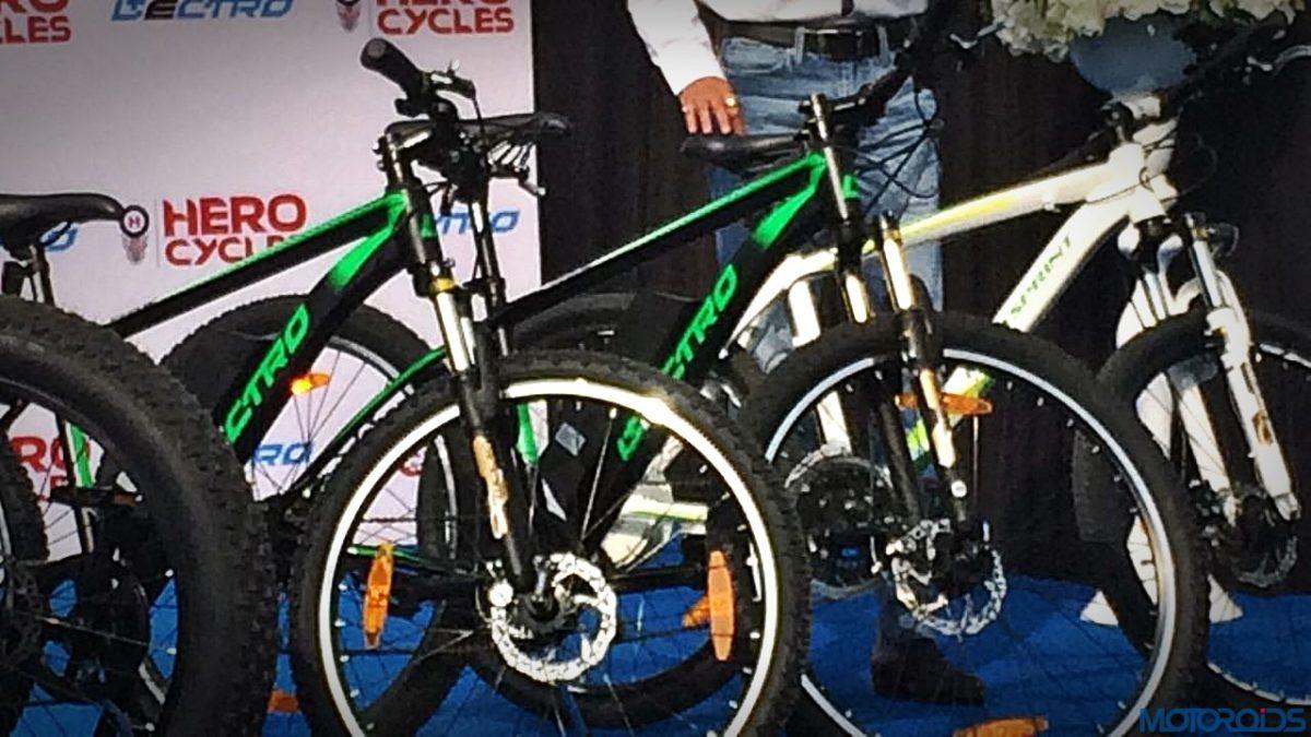 hero cycles lectro india 12
