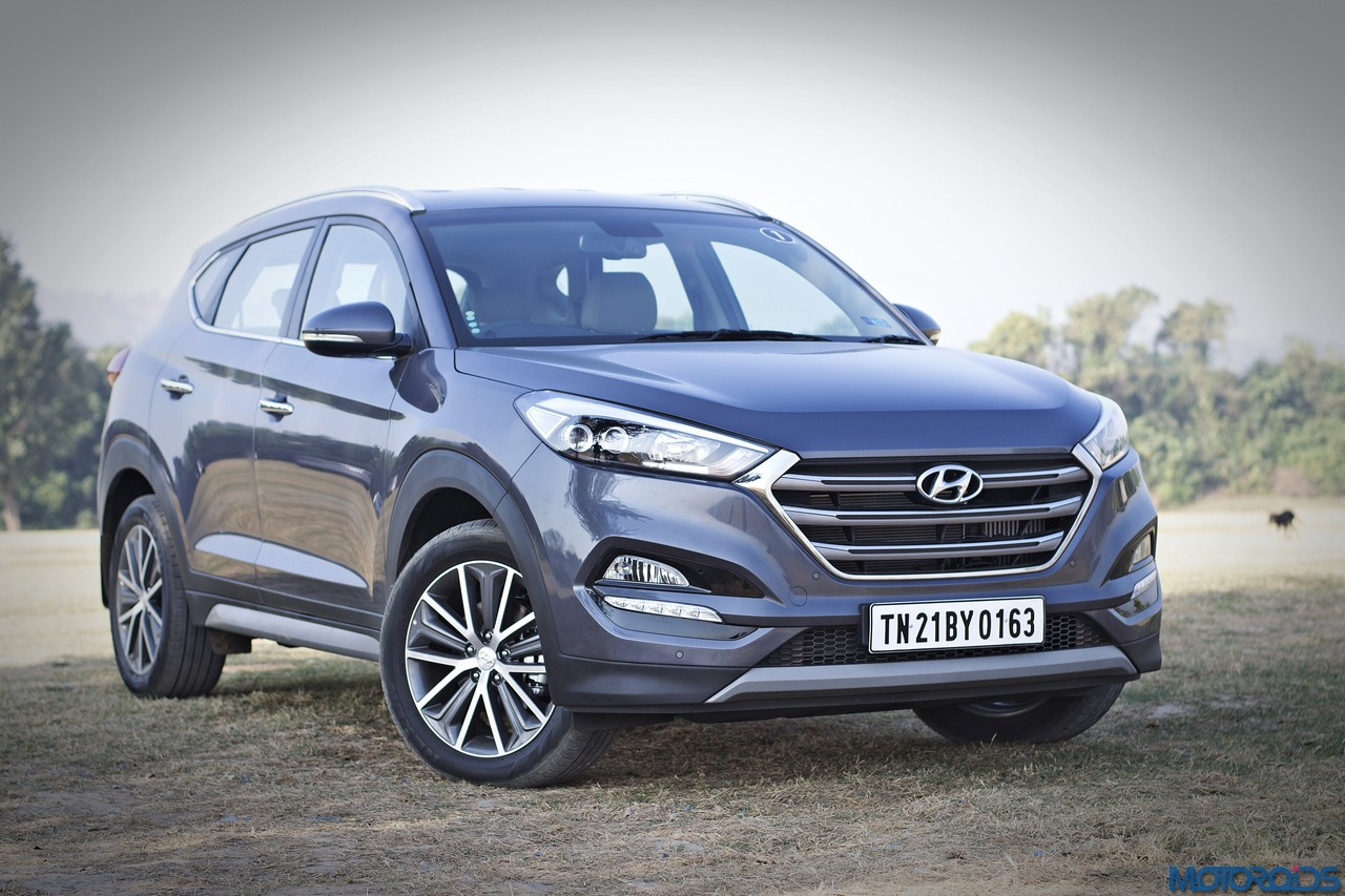 new hyundai tucson 2 0 diesel at review mid size. Black Bedroom Furniture Sets. Home Design Ideas