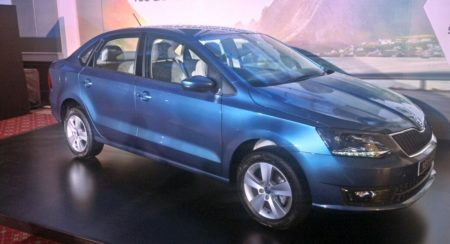 New Skoda Rapid Facelift India launch: Official release and all you need to know