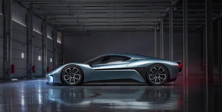 1 360 hp nextev nio ep9 claimed to be fastest electric car in the world laps n rburgring in 07. Black Bedroom Furniture Sets. Home Design Ideas