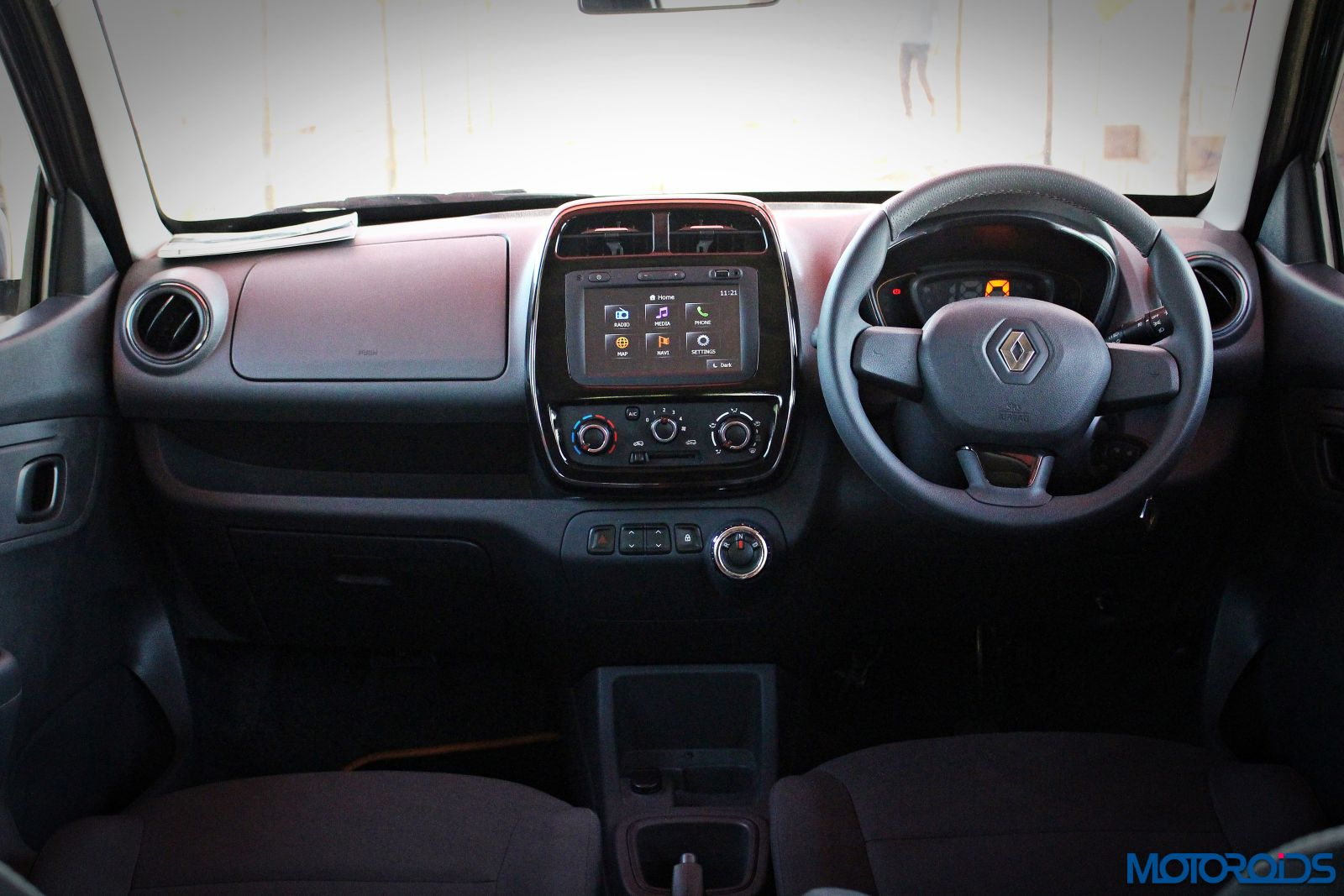 Renault Kwid Easy R Amt Review Thrifty Automation Motoroids