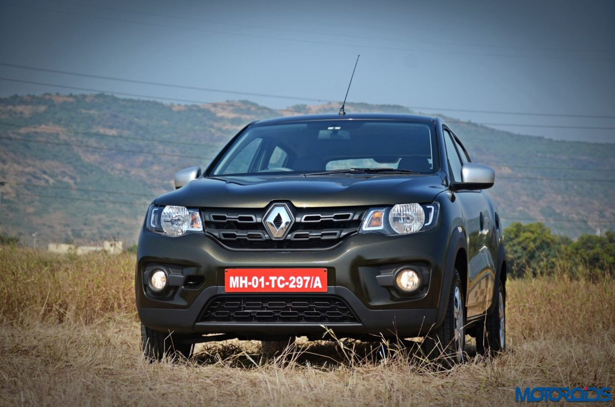renault kwid easy r amt front profile 1