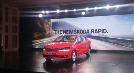 [LIVE] New Skoda Rapid facelift launch – Images, Specs, Details and Prices