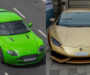 Super cars in India with crazy paint jobs 300x250 LIST: Five Supercars In India With The Most Outlandish Paintjobs