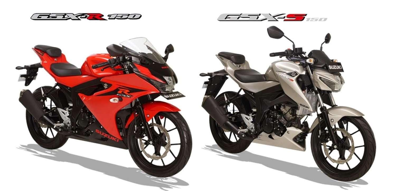 Updated Video Suzuki Gsx R 150 And Gsx S 150 Unveiled