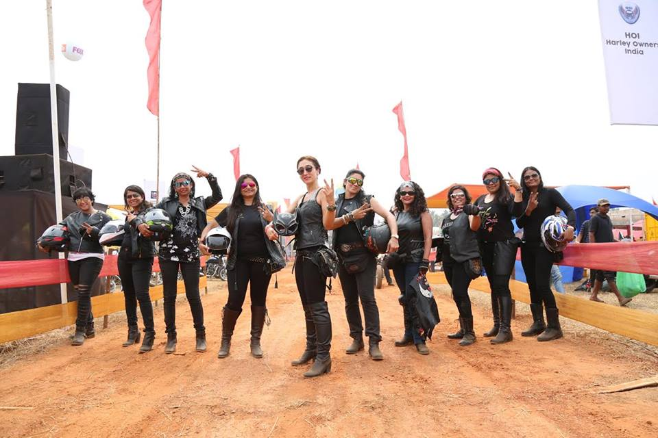 tvs-promo-lady-riders-of-india-group