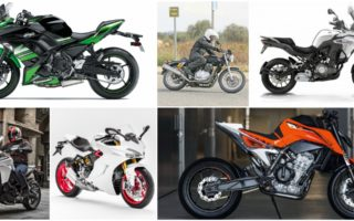 Upcoming Bikes Collage 320x200 Upcoming Middleweight Bikes in India 2017 : Expected Launch Dates, Prices and Tech Specs