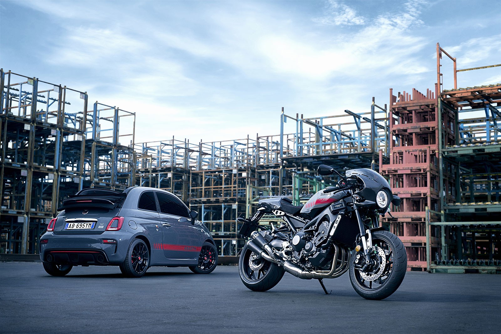 The Yamaha Xsr900 Abarth Limited Edition Pays Homage To