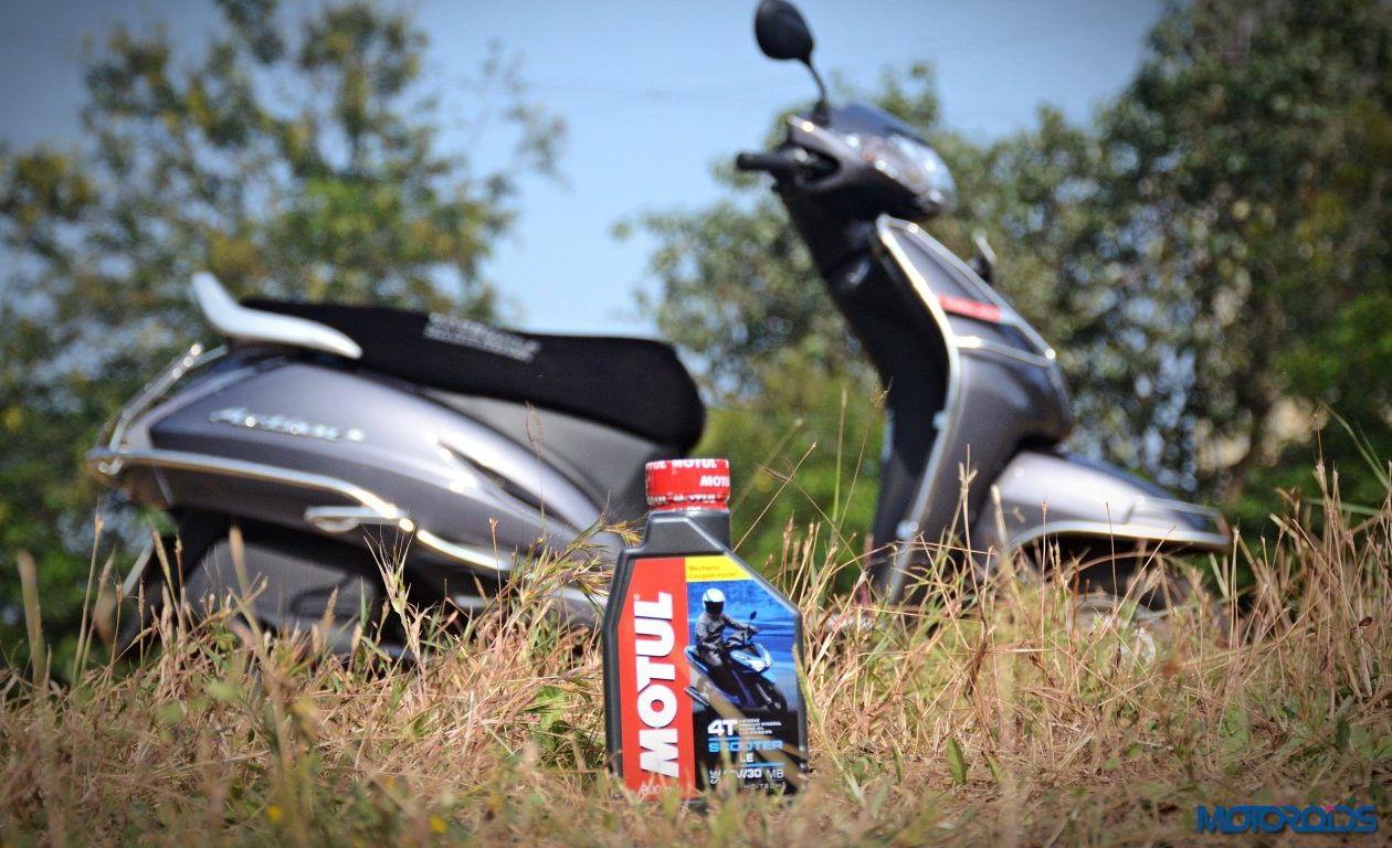 Motul All About Lubes : Choosing The Right Oil for your Scooter
