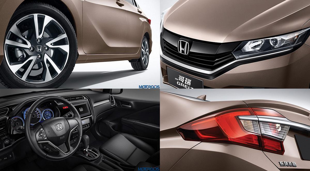 2017 Honda City Facelift (Honda Greiz) Design Review ...