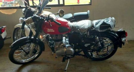 2017 Royal Enfield Classic Range To Get New Colours