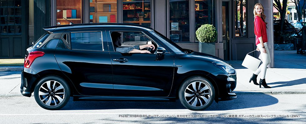 New 2018 Maruti Suzuki Swift Images Features Tech Specs Fuel