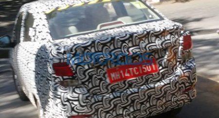 Chevrolet Beat Essentia spied testing (2)