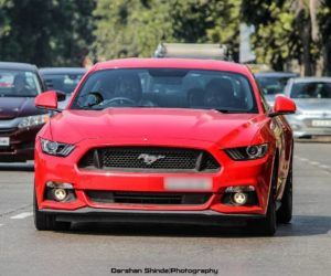 Hennessey tuned Ford Mustang GT 1 300x250 Indias Most Powerful Ford Mustang GT Packs 717 BHP, does 0 100 kmph in 3.6 seconds!