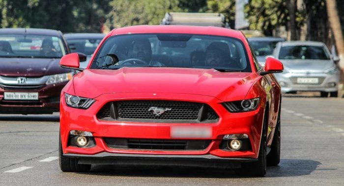 India's Most Powerful Ford Mustang GT Packs 717 BHP, does 0-100 kmph in 3.6 seconds!