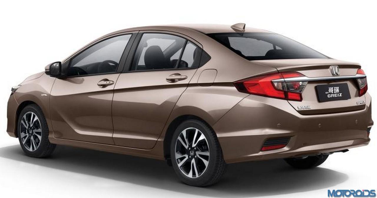 2017 Honda City Facelift Honda Greiz Design Review