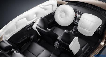 Honda Cars India Will Voluntarily Replace Takata Airbag Inflators Of 22,834 Vehicles