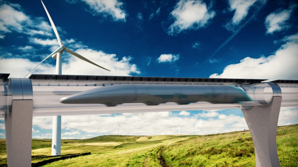 India's first Hyperloop to connect Andhra Pradesh Capital Amaravati and Vijayawada