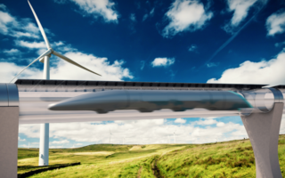 Hyperloop 320x200 Proposed Hyperloop project promises Mumbai to Pune run in 25 minutes flat!