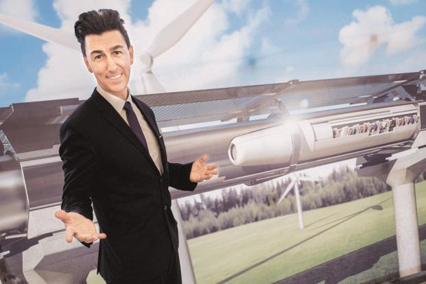 HTT Inks Deal To Bring Hyperloop To India