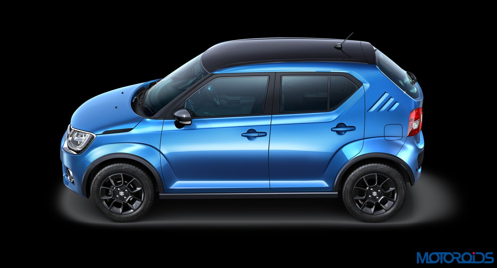 maruti suzuki ignis variants prices features and all. Black Bedroom Furniture Sets. Home Design Ideas