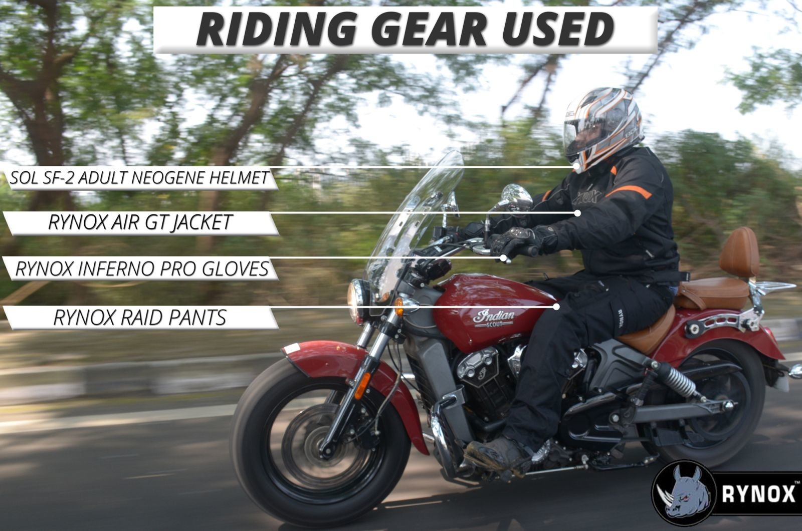 Indian-Scout-Riding-Gear