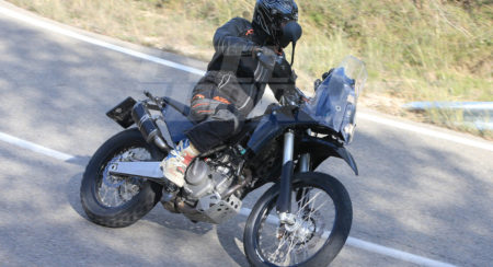 KTM 390 Adventure - Spy Images (6)
