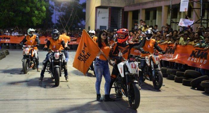 KTM Orange Day to be held in Delhi on December 24