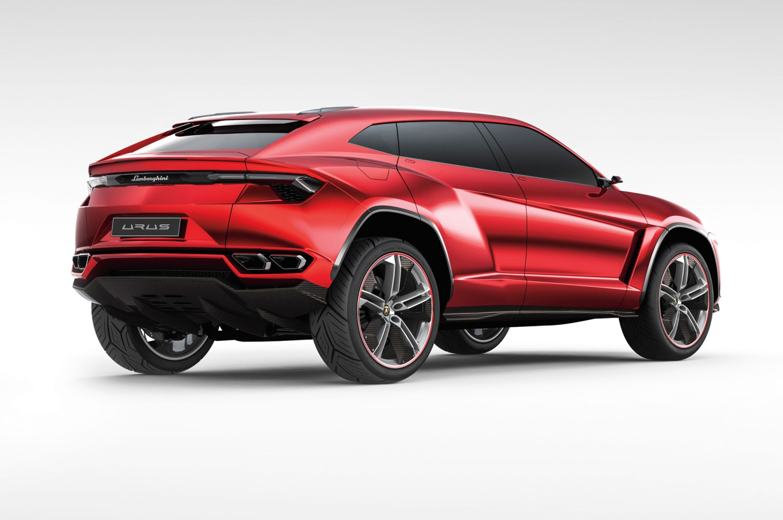 Lamborghini Urus teased again before debut
