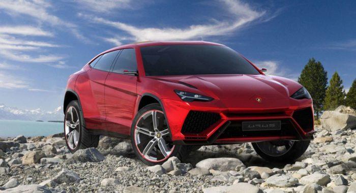 Lamborghini URUS SUV (5)