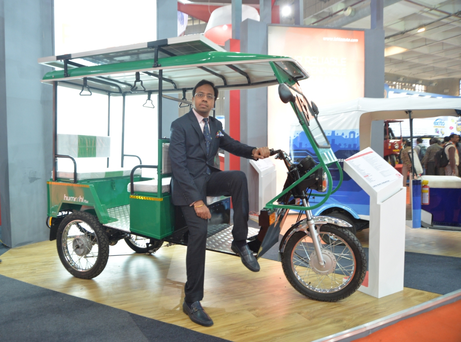 four wheeler industry in india