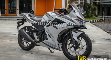 Modified Honda CBR150R (2)