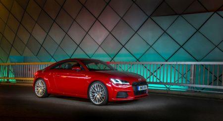 New 184PS Audi TT (1)