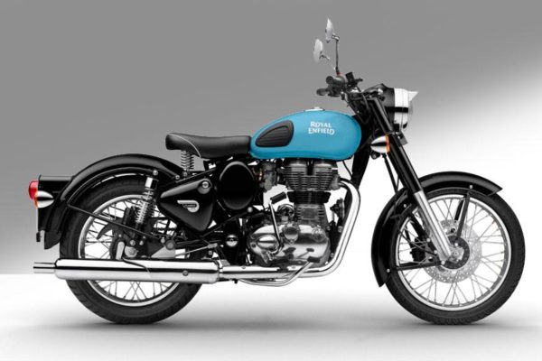 Royal Enfield Classic 350 – Redditch – 1