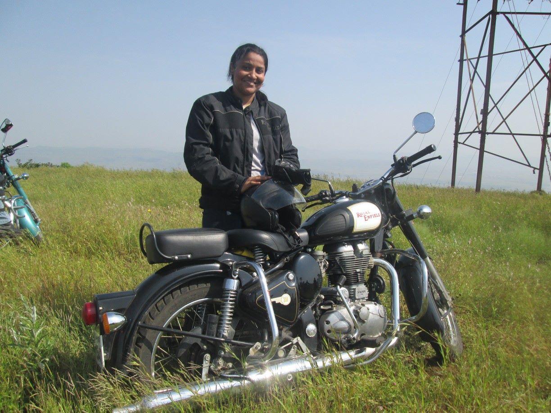 Shruthi-Naidu-Solo-Woman-Riders-TVS-1